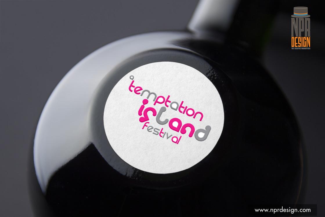 Temptation island festival for NPR Design