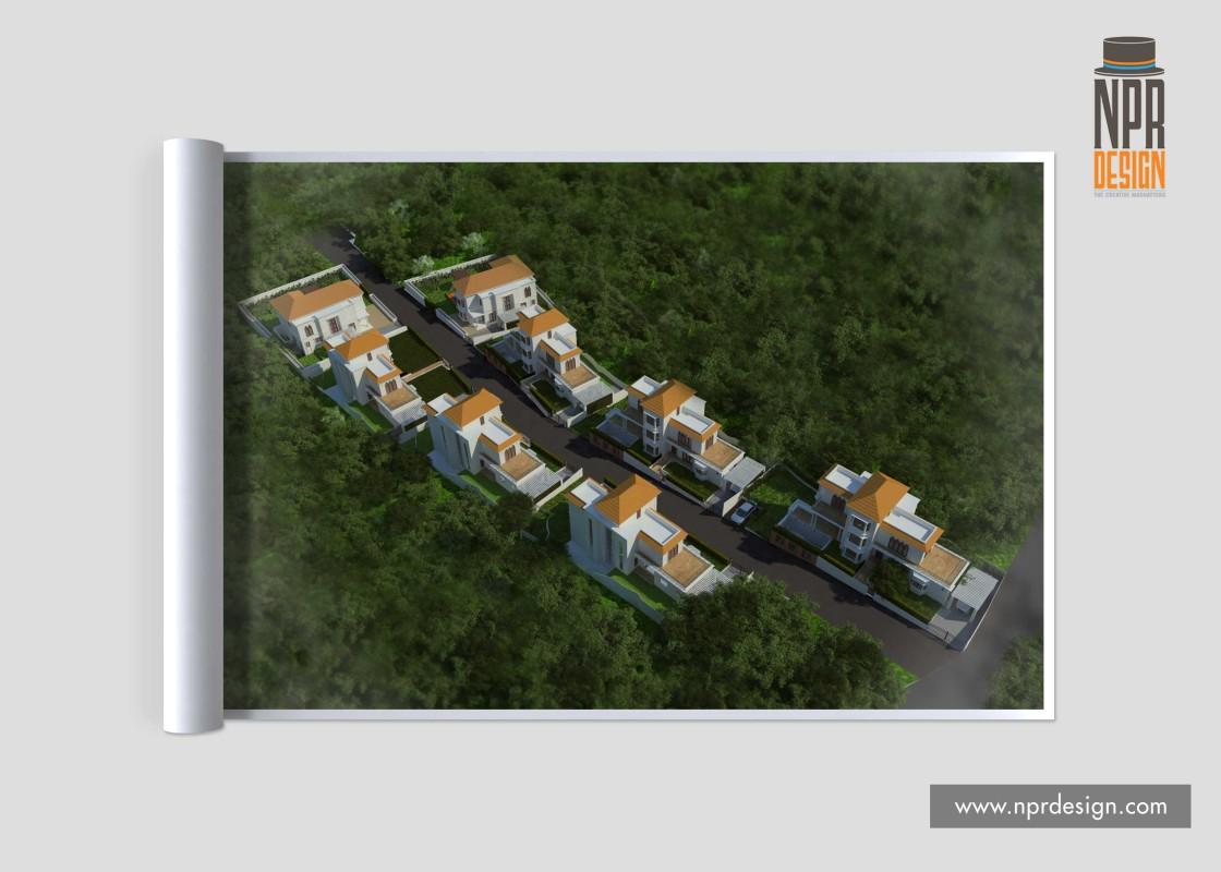 Casa De Monte for NPR Design